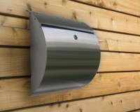 European Home | Curb Appeal Stainless Steel Modern ...