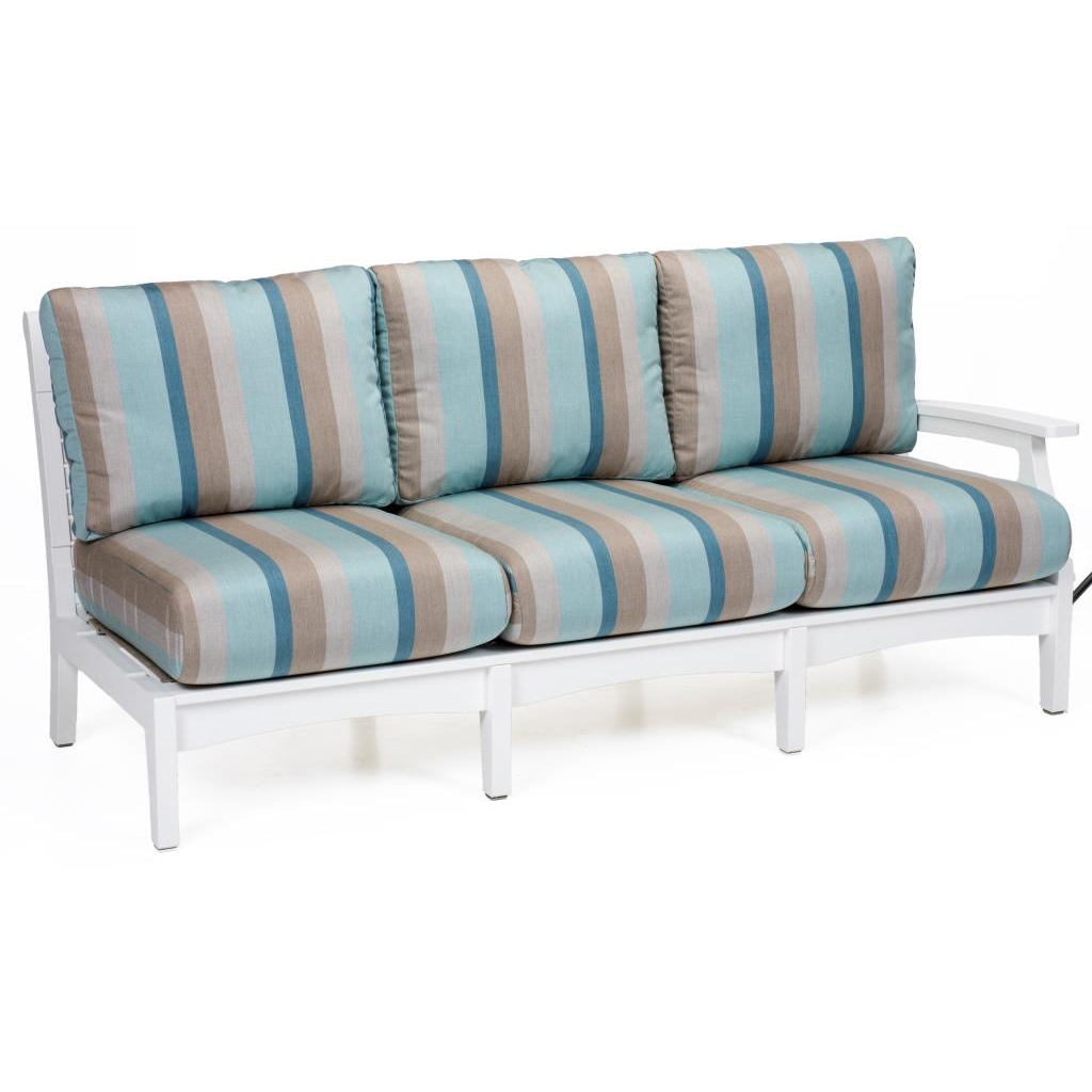 Sofa Berlin Berlin Gardens Classic Terrace Left Arm Sectional Sofa