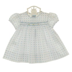 Relaxing New Rosalina Vintage Style Smocked Dress Sale Embroidered Rosebuds 7 Fashioned Dresses Amazon Fashioned Dresses 1800 Blue Dots wedding dress Old Fashioned Dresses