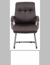 Traditional Button Tufted Wing Back Guest Chair - Oxblood ...