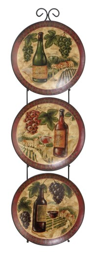 Vineyard's Bounty Wall Decor
