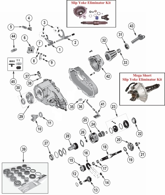 1945 jeep starter diagram