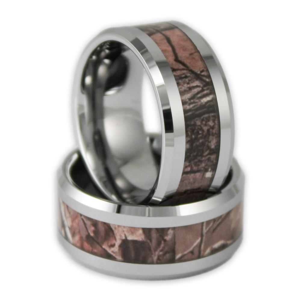 1 camo black ring laser engraved camouflage wedding band camo mens wedding bands black Camo wedding ring