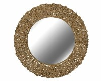 Seagrass Wall Mirror shown in Natural Seagrass Finish by ...