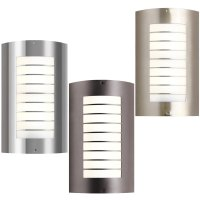 "Kichler 6048 Newport Modern 15.25"" Tall Outdoor Sconce"