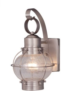 Vaxcel OW21861BN Chatham Nautical Brushed Nickel Finish 12 ...