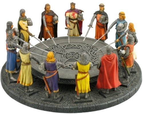 King Arthur The Knights Of The Round Table Knight Gifts