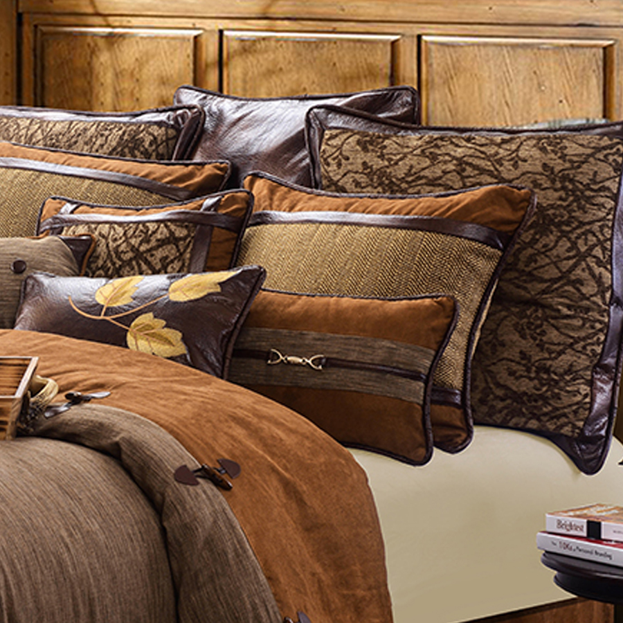highland lodge bedding set