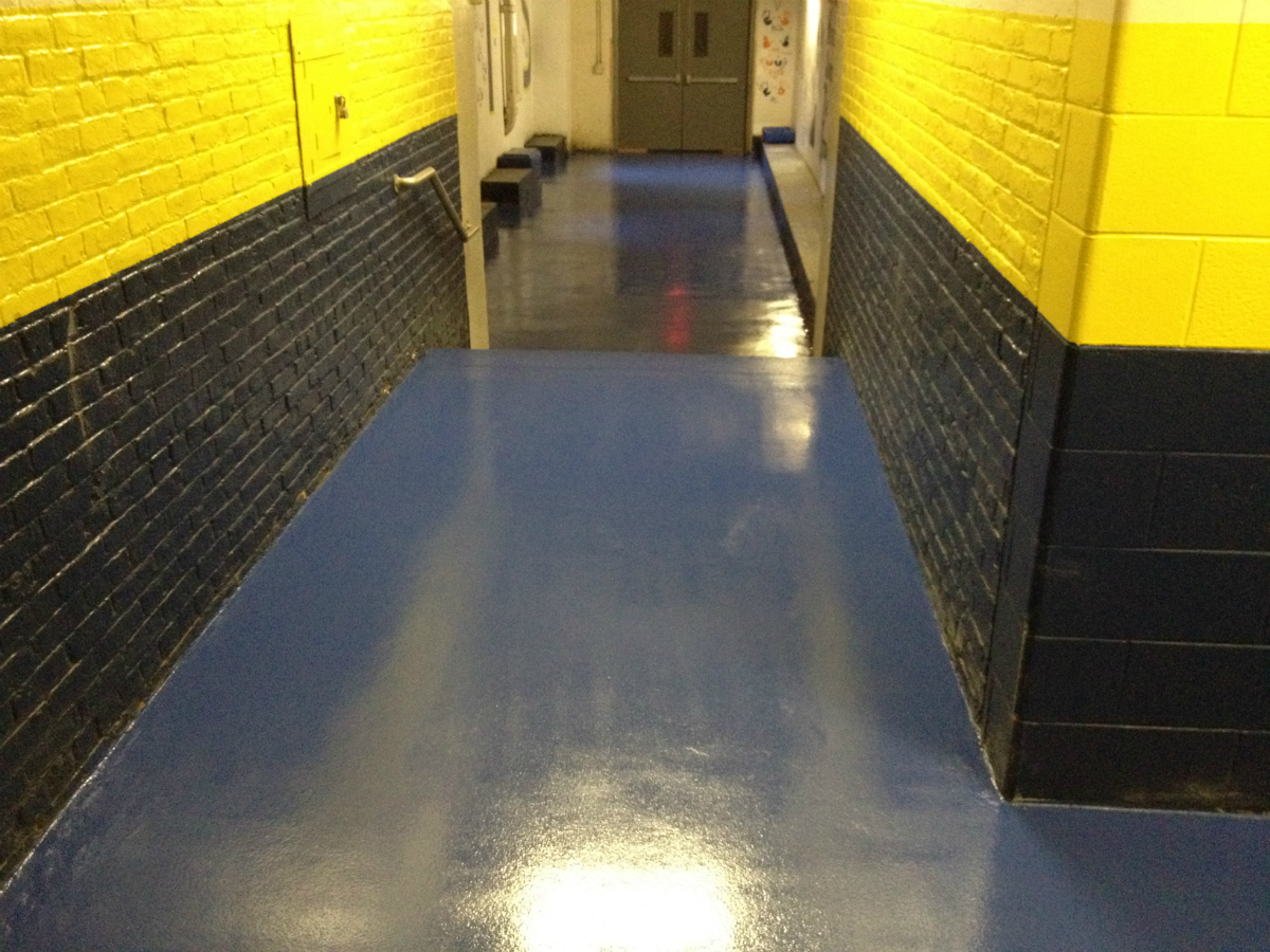 Industrial Grey Paint Industrial Epoxy Wall Paint Wood Sheetrock And Masonry Walls