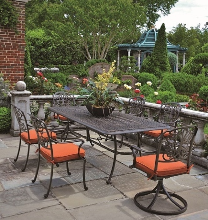 Bella By Hanamint Luxury Cast Aluminum Patio Furniture