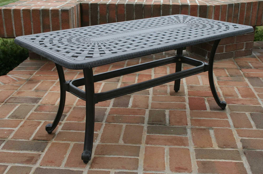 Amalia 6 Piece Luxury Cast Aluminum Deep Seating