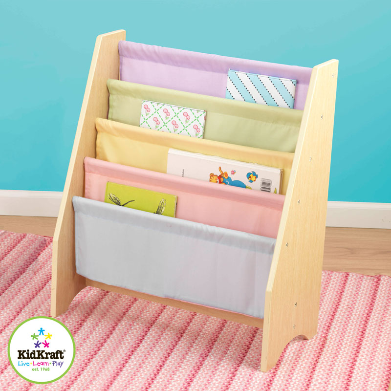 Best Toddler Car Seat Brands Pastel Sling Bookshelf By Kidkraft Rosenberryrooms