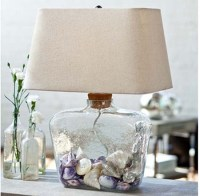 Cork-Top Fillable Glass Lamp for Sale - Cottage & Bungalow