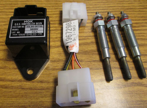 ELECTRICAL PARTS FOR 2015 MAHINDRA TRACTORS