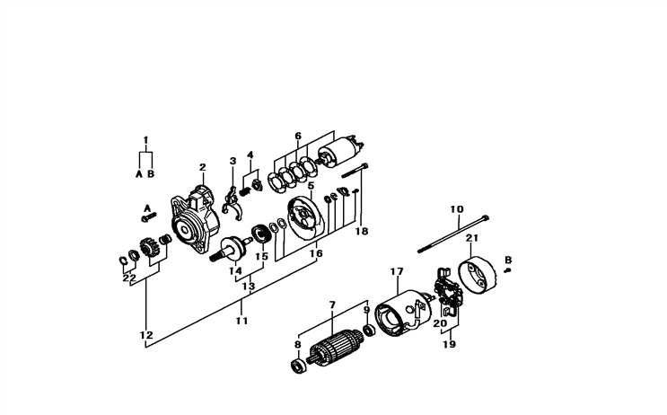 electrical parts for 2415 mahindra tractor