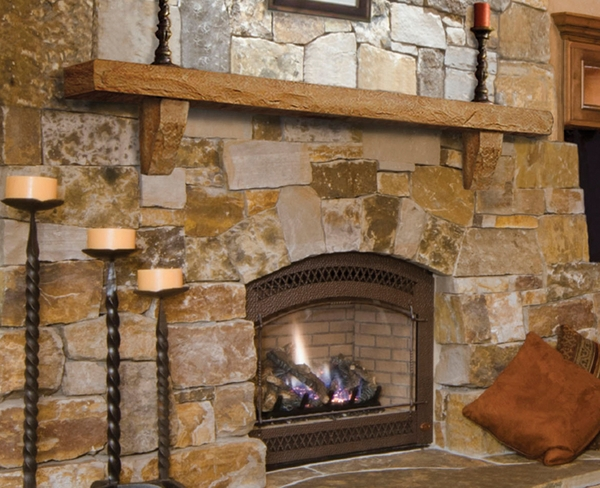 Feuerstelle Naturstein Pearl Mantels Perfection Cast Stone Mantel Shelf Natural