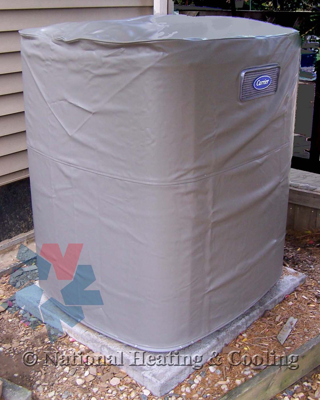 Air Conditioning Covers Carrier Winter Air Conditioner Cover Icc68 058 Fits Condenser