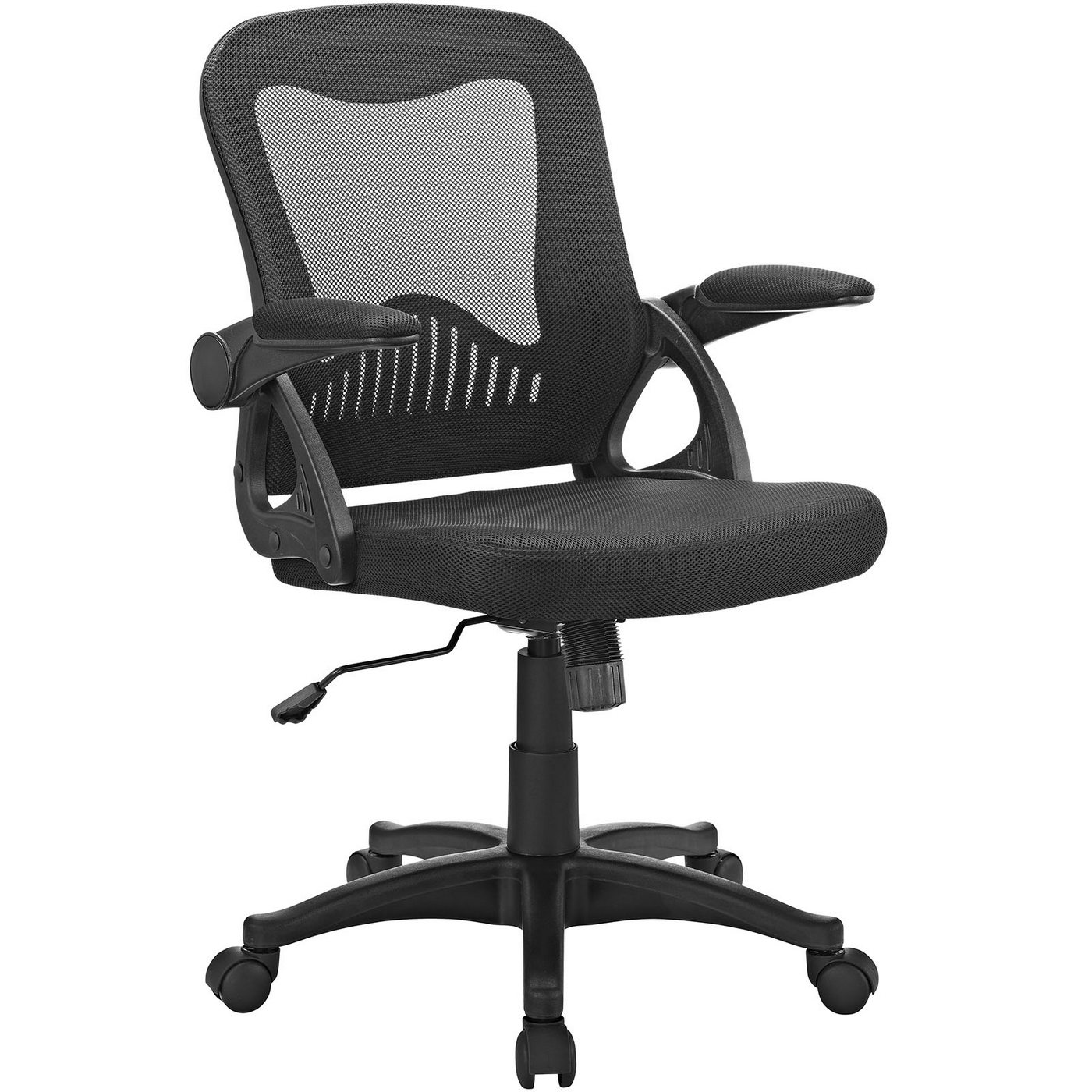Ergonomic Swivel Office Chair Advance Modern Mesh Back Ergonomic Office Chair W Tilt