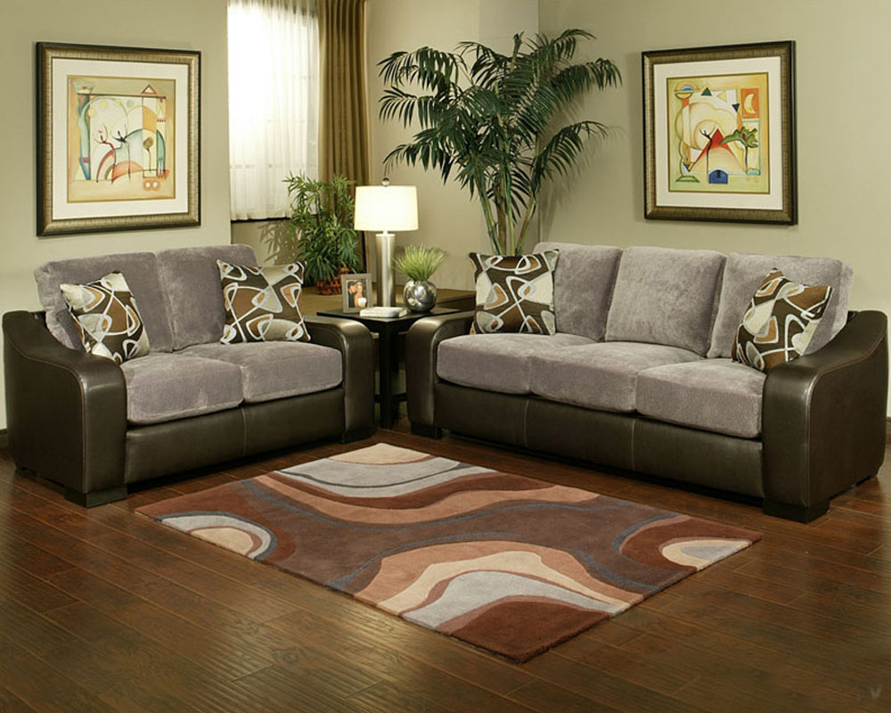 Contemporary Living Set Contemporary Living Room Set Montana In Gray Finish Bh 47ss201