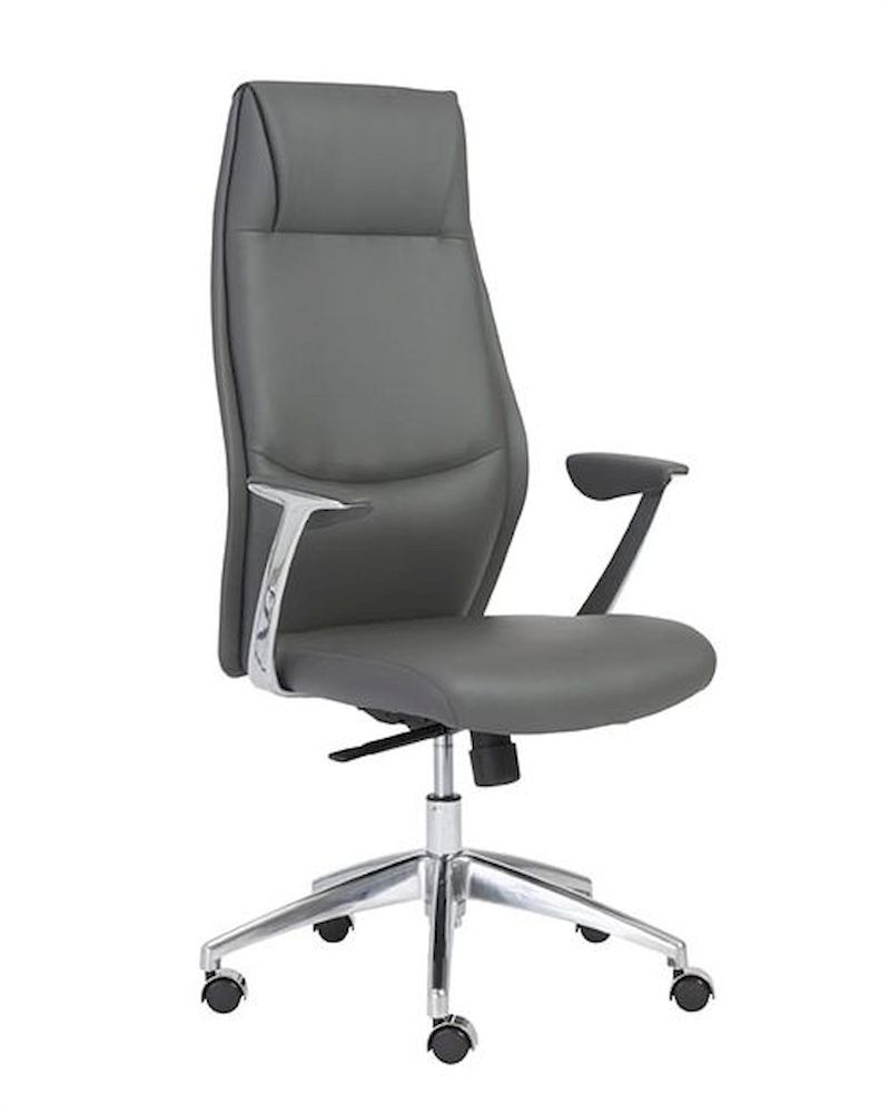 Euro Style Contemporary High Back Office Chair Crosby Eu 00472