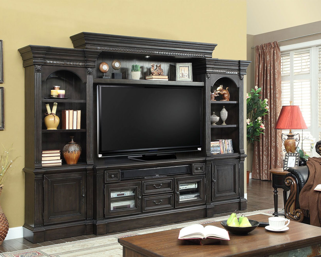 Entertainment Units Online Parker House Tv Entertainment Center Wall Unit Fairbanks