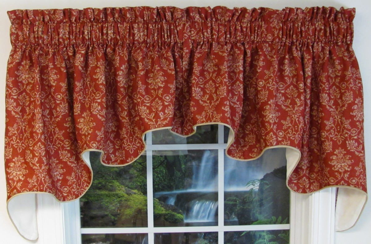 Farley Window Window Toppers Curtains Valances The Curtain Shop