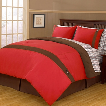 Complete Bed Ensembles Beverly Hills Polo Club Comforter
