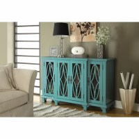 Coaster - Accent Cabinet (Teal Blue) - 950245