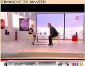 Emission «Thé ou café» diffusée Dimanche 20 janvier sur France2