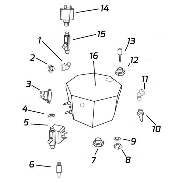 steam cleaner wiring diagram
