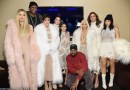 Jay Z, 50 Cent, The Kardashians, Jenners & More At Kanye West's Album & Yeezy 3 Launch | PHOTOS