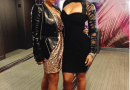 Mum or Younger Sister? Amber Rose Poses With Her Mum | PHOTO