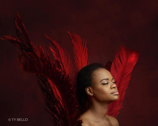 Read Olajumoke's Inspiring Story -From Bread Hawking On Yaba Streets To Super Model With Multiple Endorsements