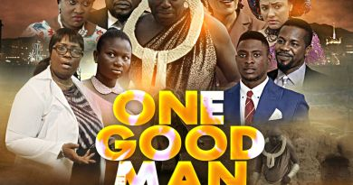 DOWNLOAD VIDEO: Shan George Releases Trailer Of Her New Movie 'One Good Man'