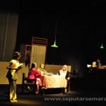 Pertunjukan teater lingkar