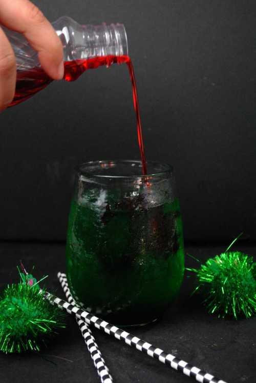 Ghostbuster V drink 1