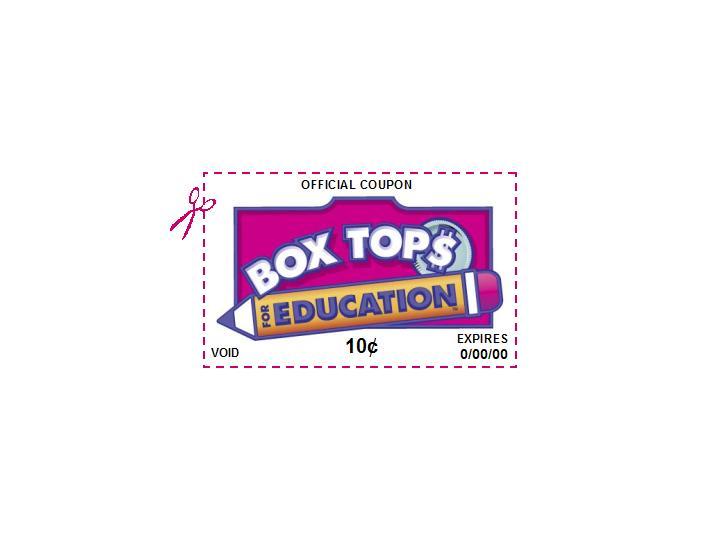 Box Tops Sequoia Parents Association