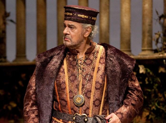 ナブッコ sub6 (C)Marty Sohl/Metropolitan Opera