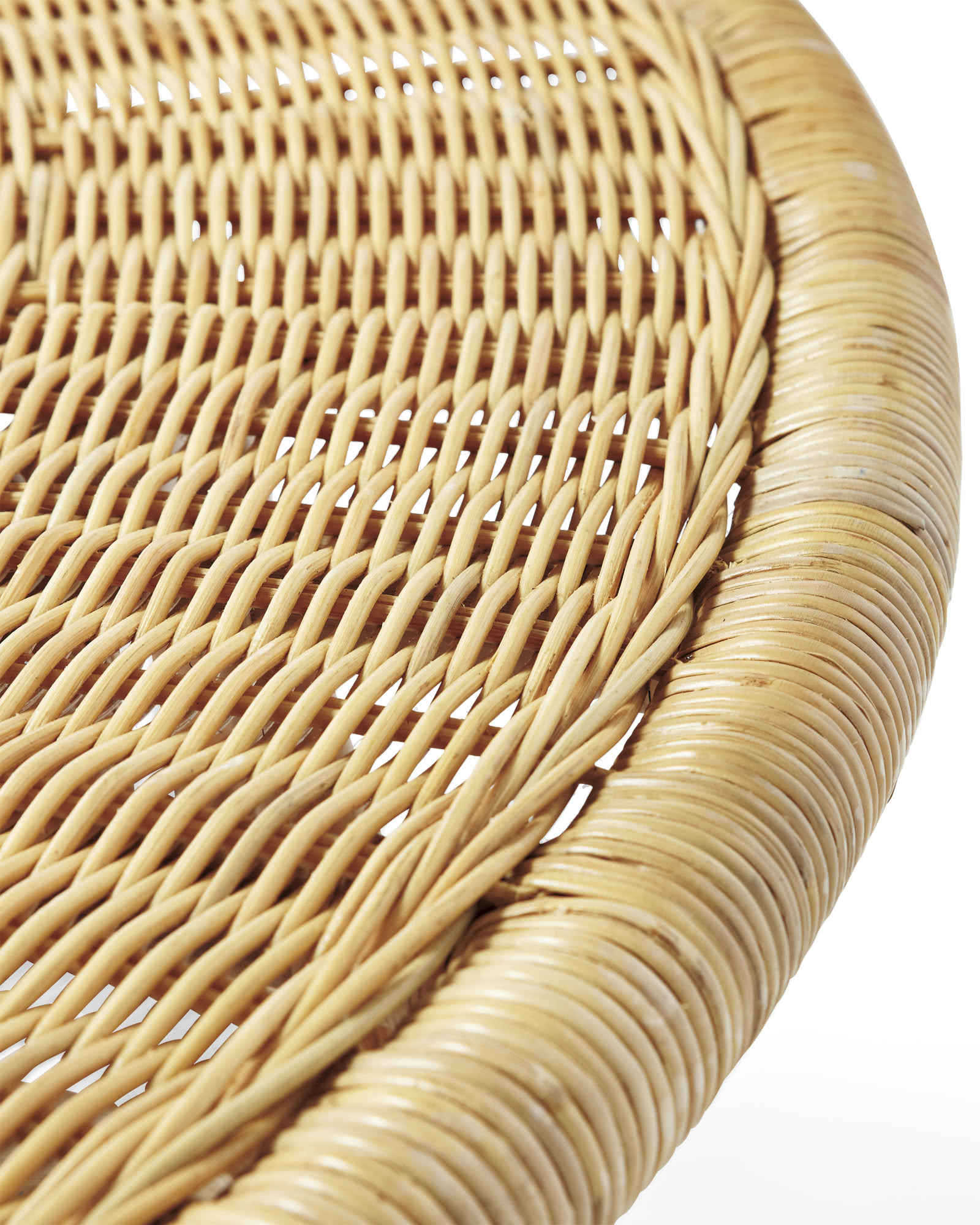 Couchtisch 70 X 70 Anguilla Rattan Coffee Table - Serena & Lily