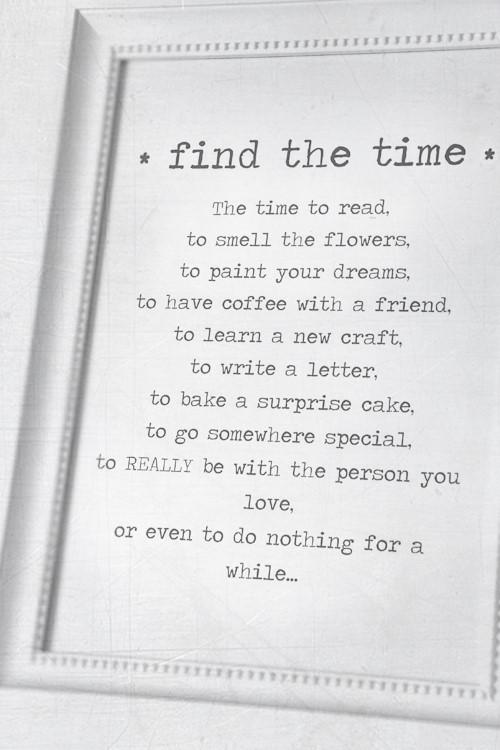 時間を作る方法
