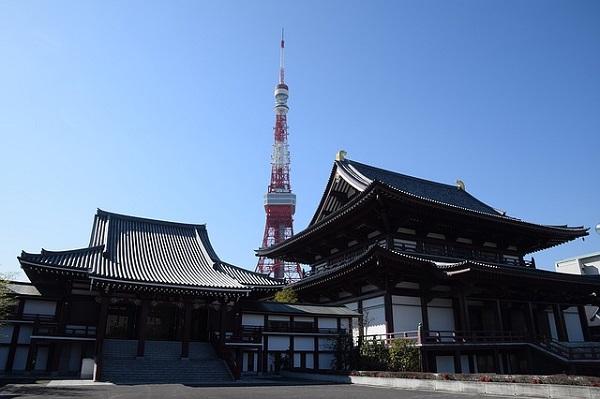 東京都内 パワースポット