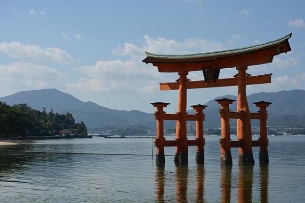 厳島神社 ご利益