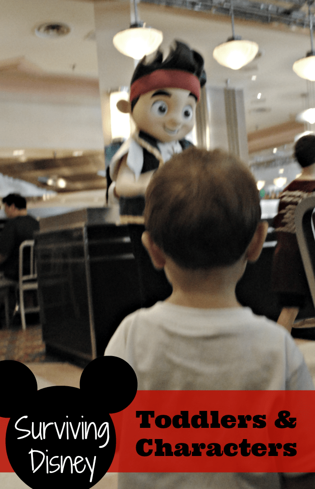 introducing toddlers to characters
