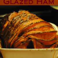 Holiday Spiced Glazed Ham Recipe