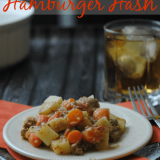 Hamburger Hash Slow Cooker Recipe