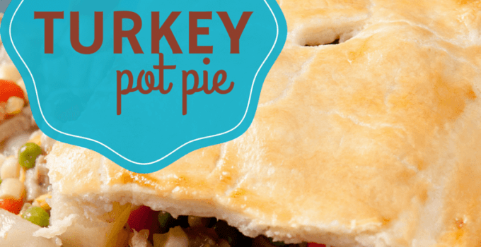 Slow Cooker Turkey Pot Pie Recipe