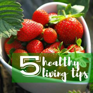 Healthy Living Tips for Spring