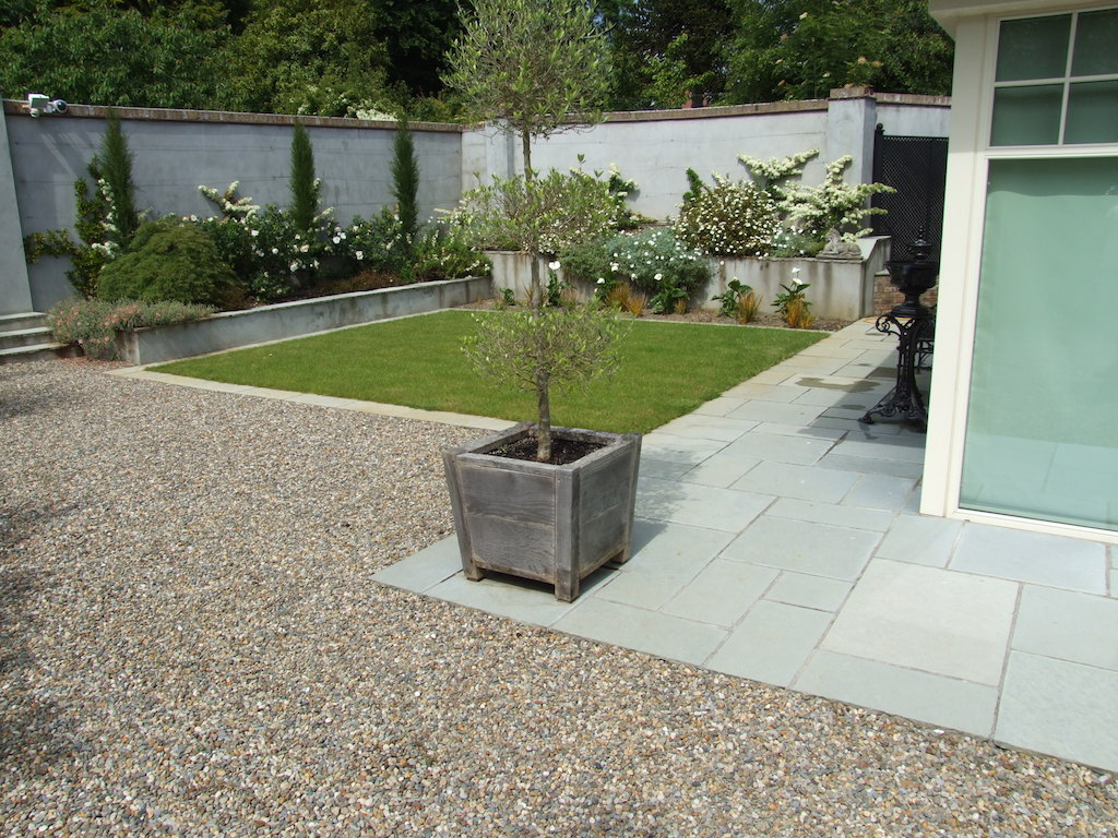 Outdoor Patio Design Pictures Plastered And Rendered Walls Serenity Landscaping Kent