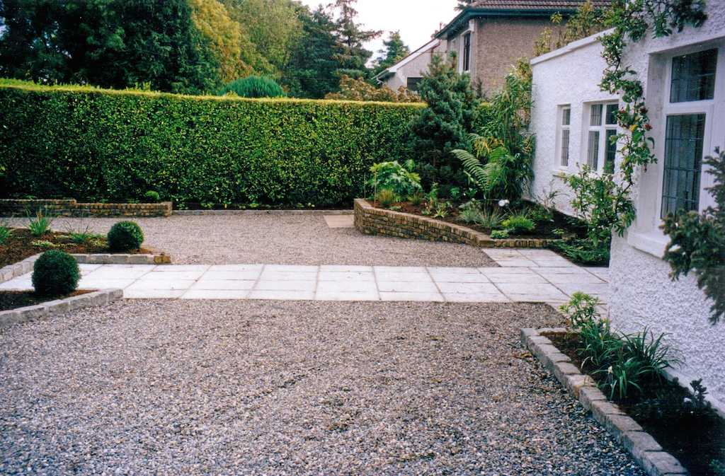 Driveway Edging Raised Beds & Terracing | Serenity Landscaping Kent