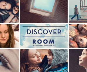 Film Review : Room from Studiocanal